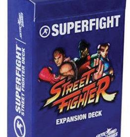 Skybound Entertainment Superfight Street Fighter Deck