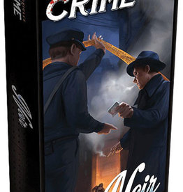 Lucky Duck Games Chronicles of Crime Noir