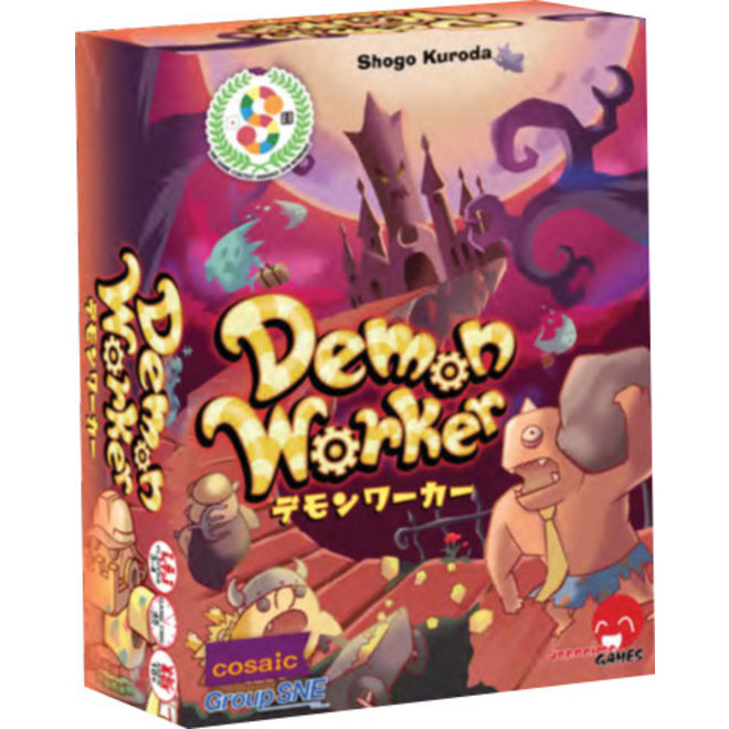 Demon Workers Board Game