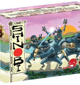 Japanime Games Shinobi Card Game