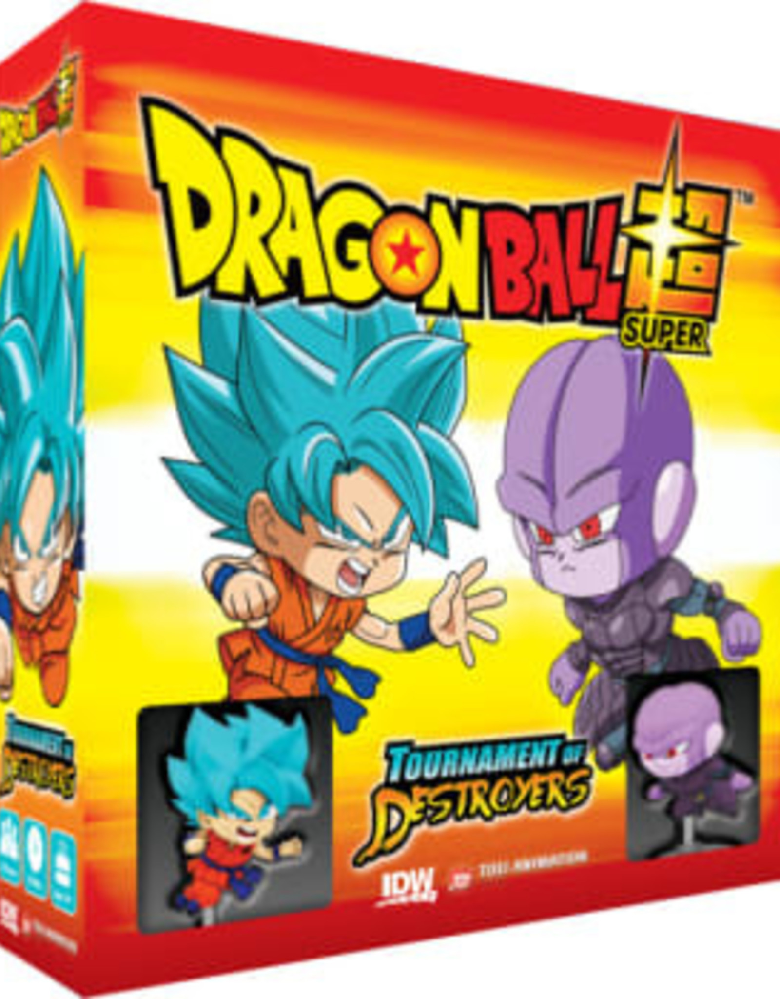 IDW PUBLISHING Dragon Ball Super Tournament Of Destroyers