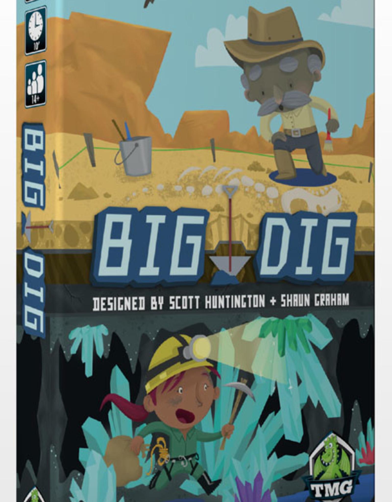 Tasty Minstrel Big Dig