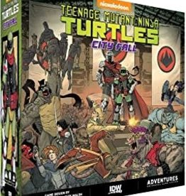 IDW PUBLISHING TMNT Adventures - City Fall
