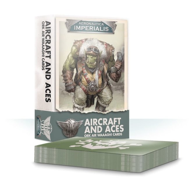 A/I: AIRCRAFT & ACES: ORK AIR WAAAGH! CARDS