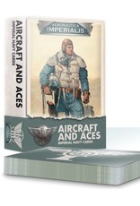 Games Workshop A/I: AIRCRAFT AND ACES: IMPERIAL NAVY CARDS