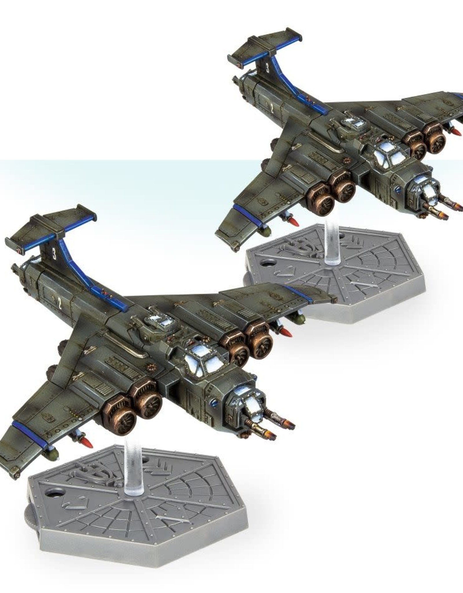 Games Workshop A/I: IMPERIAL NAVY MARAUDER  BOMBERS