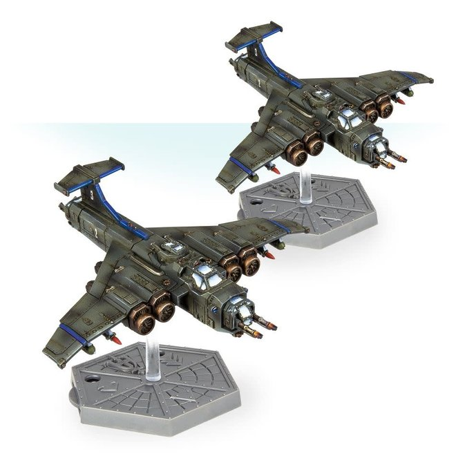 Warhammer 40,000: Aeronautica Imperialus -  Imperial Navy Marauder Bombers