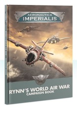 Games Workshop A/I: RYNN'S WORLD AIR WAR CAMPAIGN