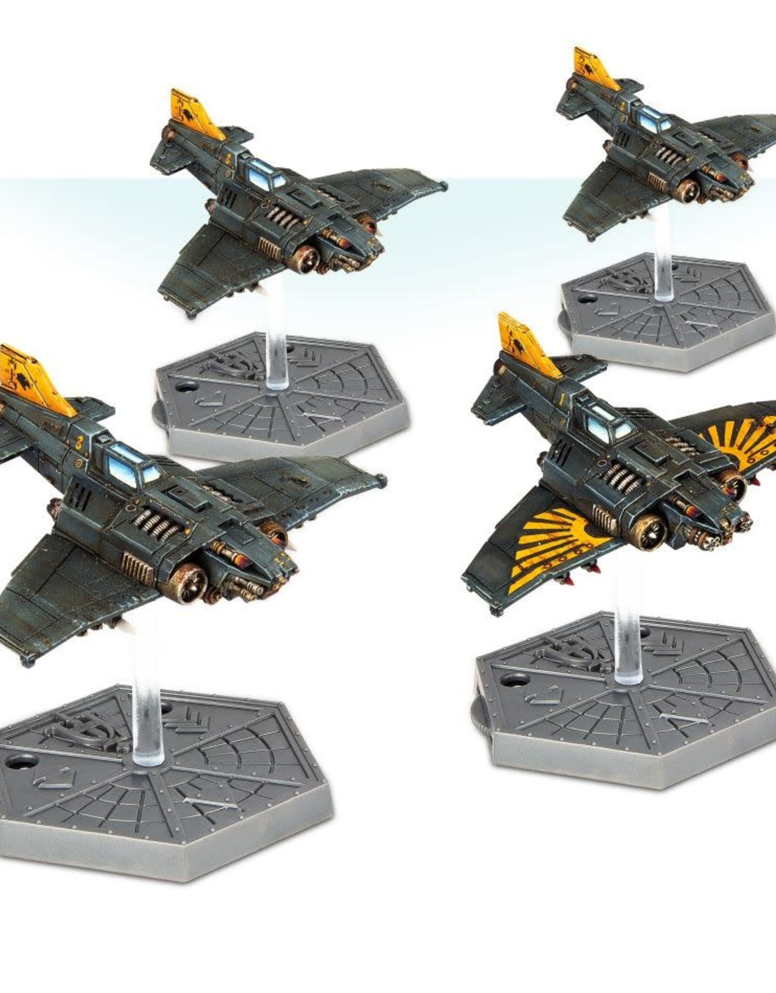 Games Workshop A/I: THUNDERBOLT  FIGHTERS