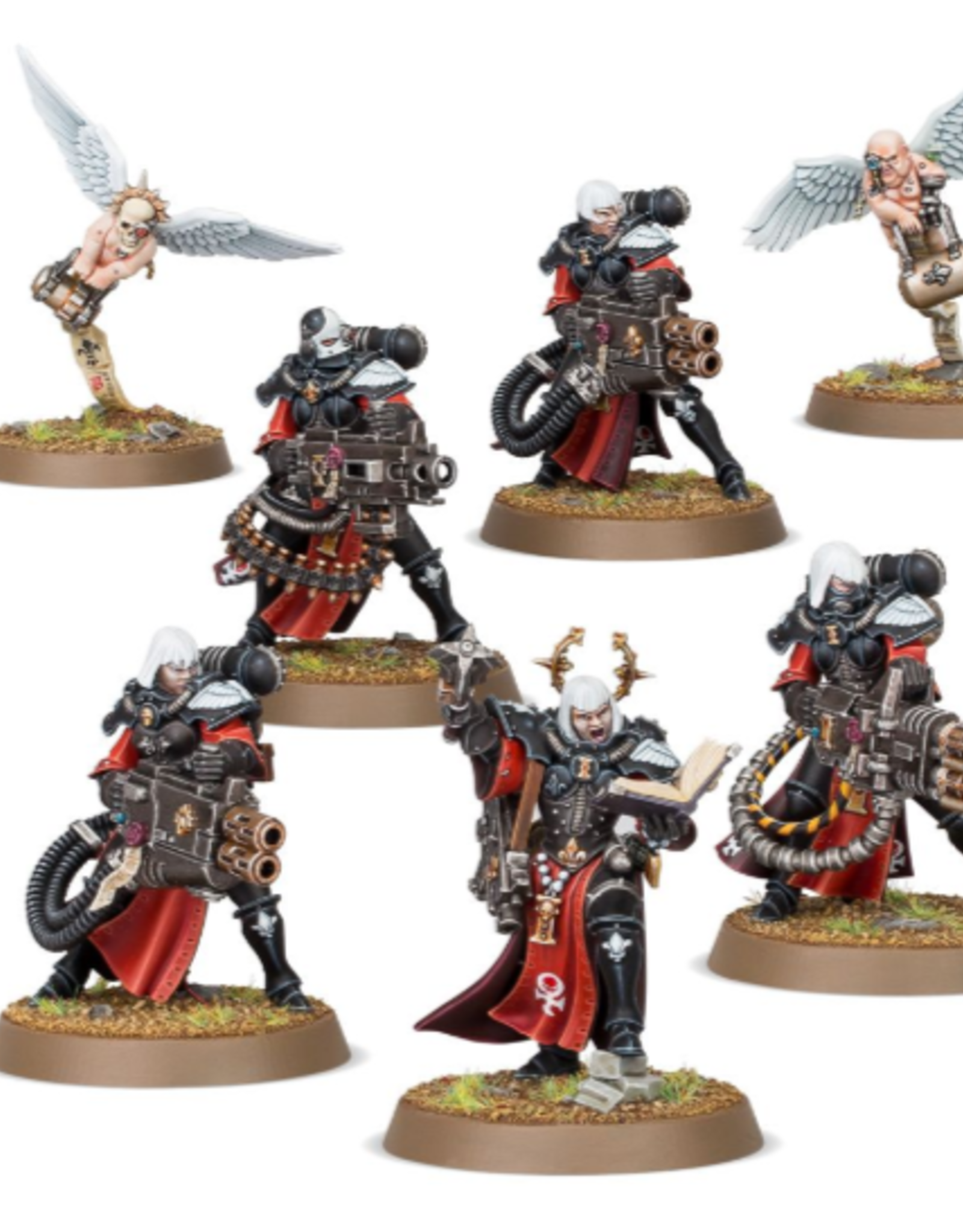 Games Workshop Adepta Sororitas: Retributor  Squad