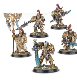 Games Workshop Adeptus Custodes: Custodian Guard Squad