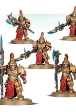 Games Workshop Adeptus Custodes: Custodian Wardens