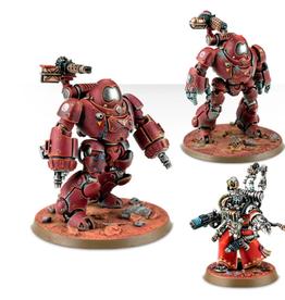 Games Workshop Adeptus Mechanicus: Kastelan Robots