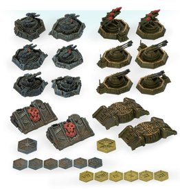 Games Workshop A/I: IMPERIAL & ORK GROUND A OFFICIO