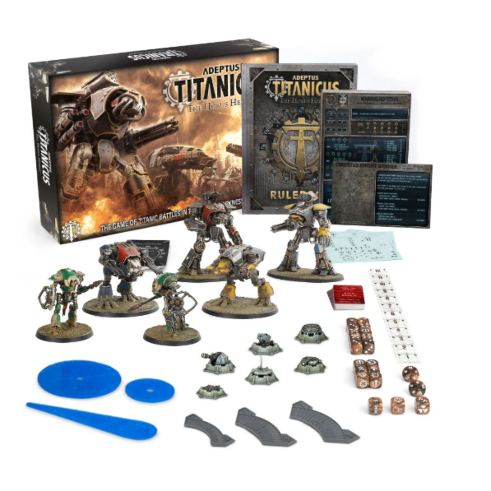 Games Workshop ADEPTUS TITANICUS STARTER SET