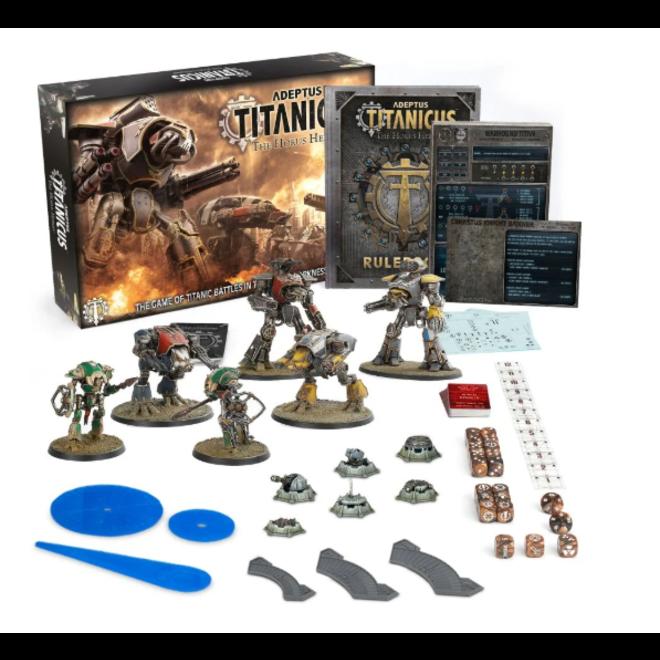 Warhammer 40,000: Adeptus Titanicus - The Horus Heresy