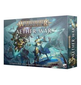 Games Workshop AGE OF SIGMAR: AETHER WAR (ENGLISH)