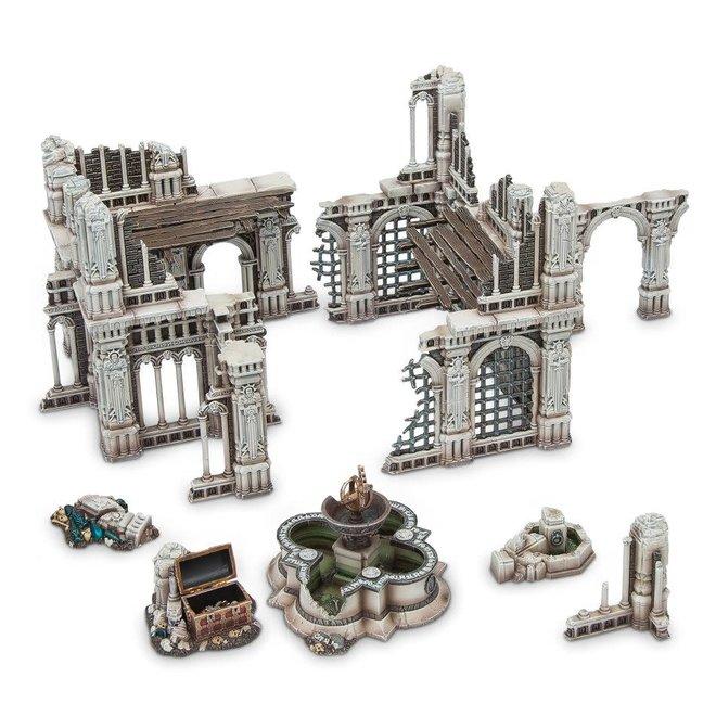 Warhammer: Age of Sigmar - Azyrite Shattered Plaza