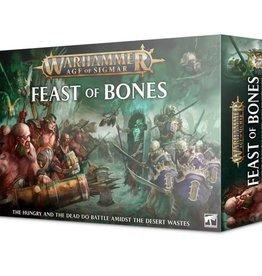 Games Workshop AGE OF SIGMAR: FEAST OF BONES