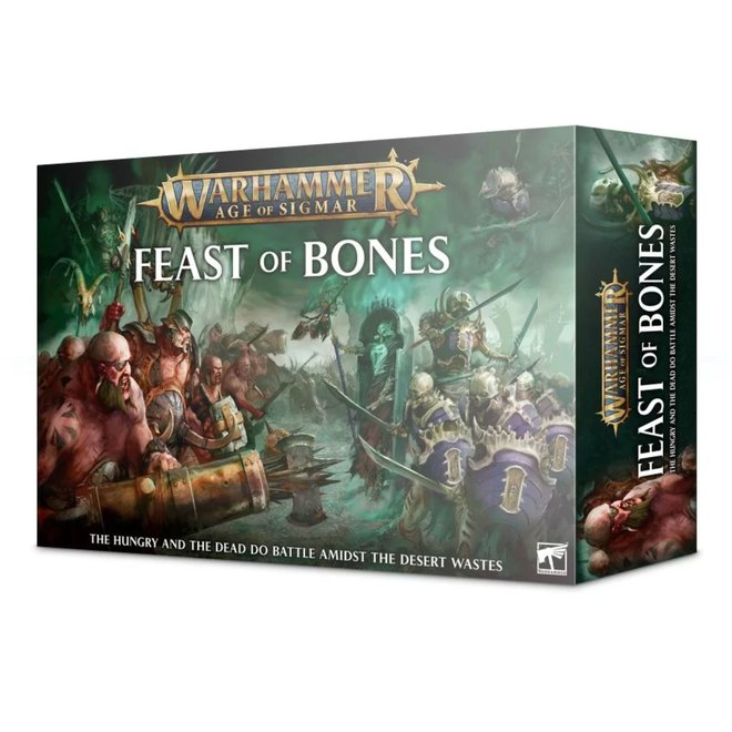 Warhammer: Age of Sigmar - Feast of Bones