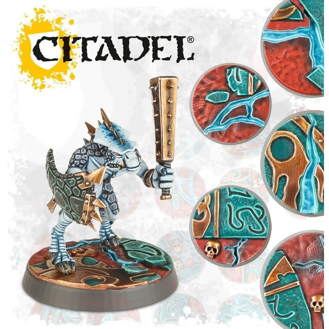 WHAoS: Shattered Dominion - 25 & 32mm Round Bases