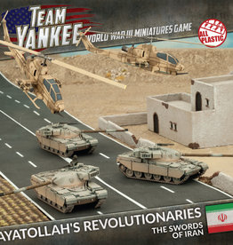 Battlefront Miniatures Ltd TY | Ayatollah's Revolutionaries (Plastic Army Deal)