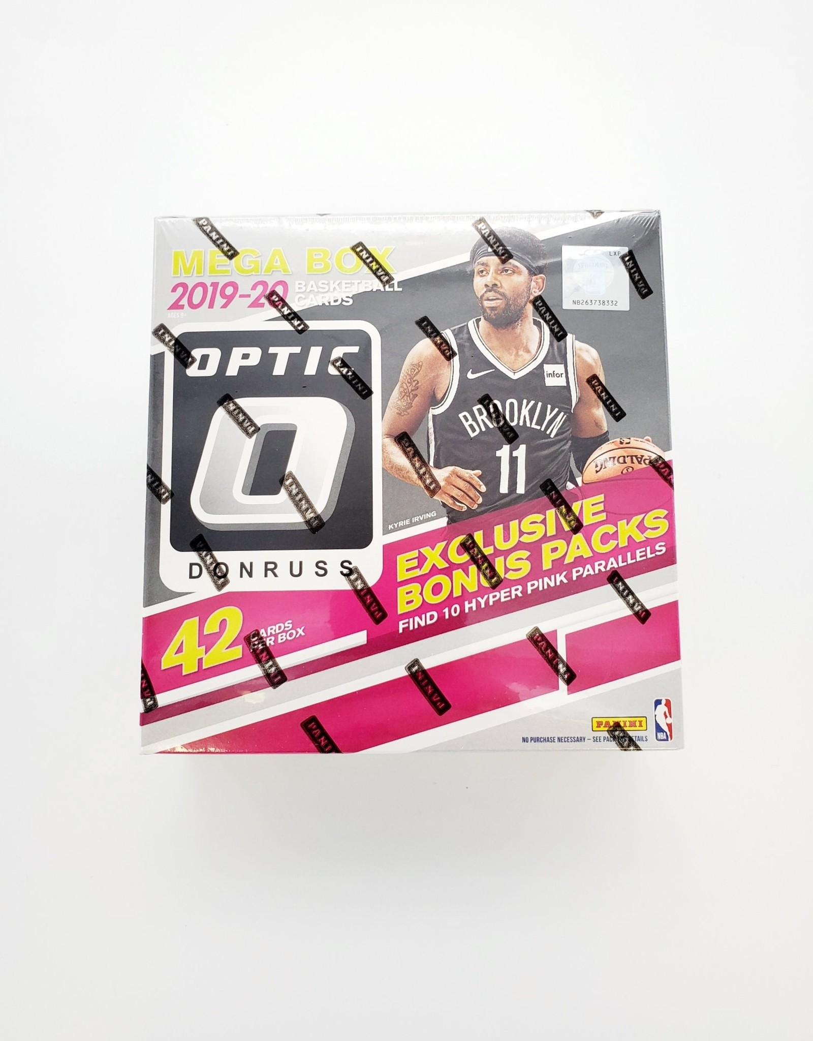 Panini America 2019-20 Donruss Optic Basketball Mega Box