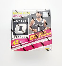 Panini America 2019-20 Donruss Optic Basketball Mega Box