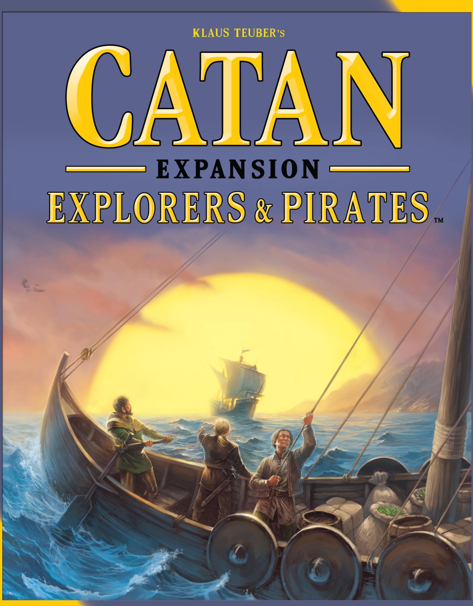 Catan Studios Inc Catan: Explorers and Pirates Expansion