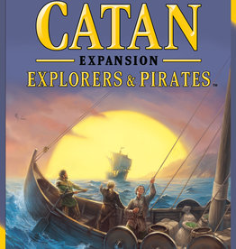 Catan Studios Inc Catan: Explorers and Pirates Expansion