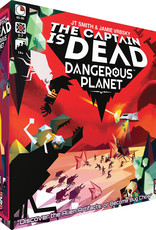 Alderac Entertainment Group Captain Is Dead Dangerous Planet