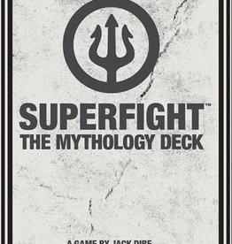 Skybound Entertainment Superfight Mythology Deck