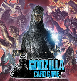 Chrono Clash System Godzilla Card Game