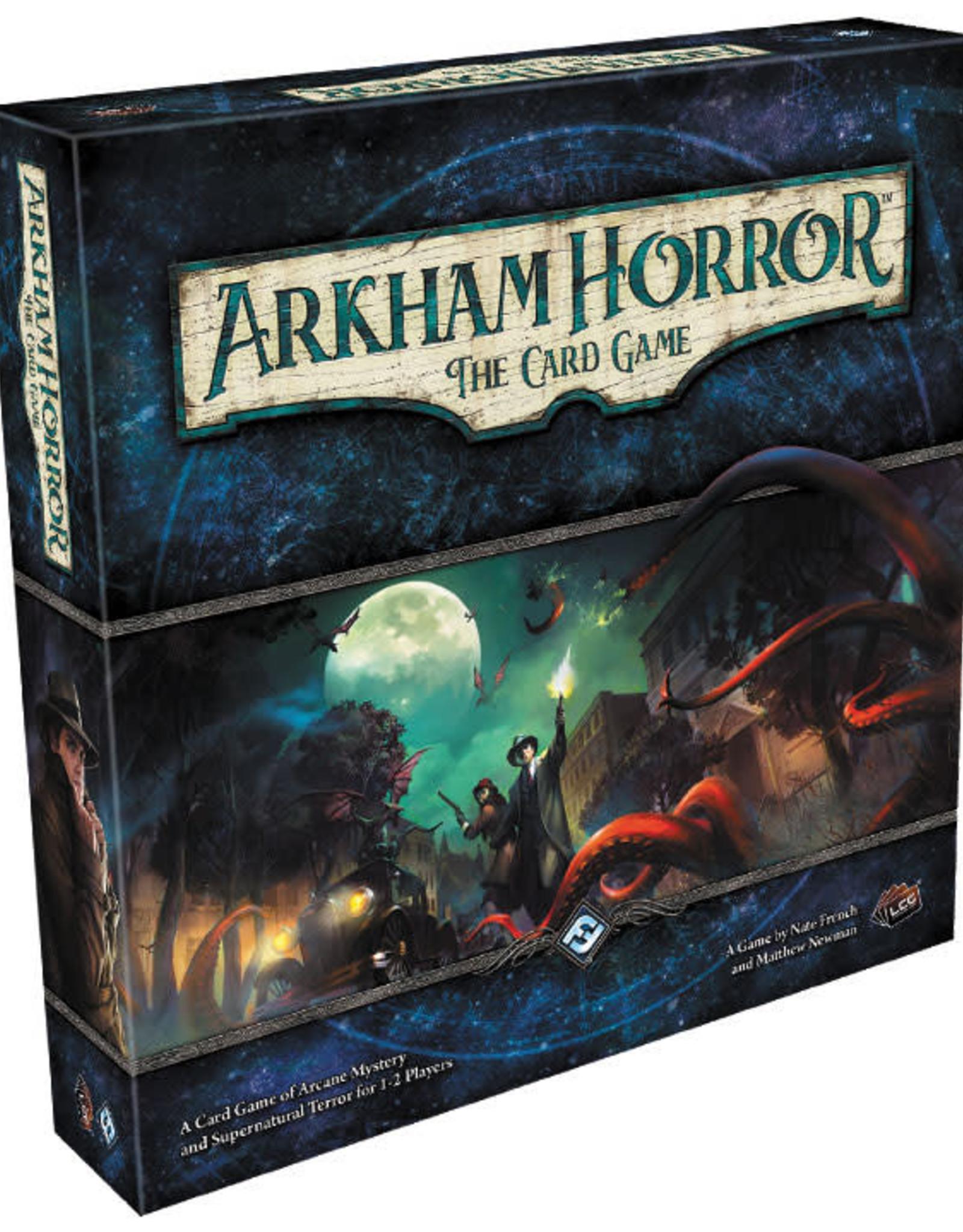 Fantasy Flight Games Arkham Horror LCG: Core Set