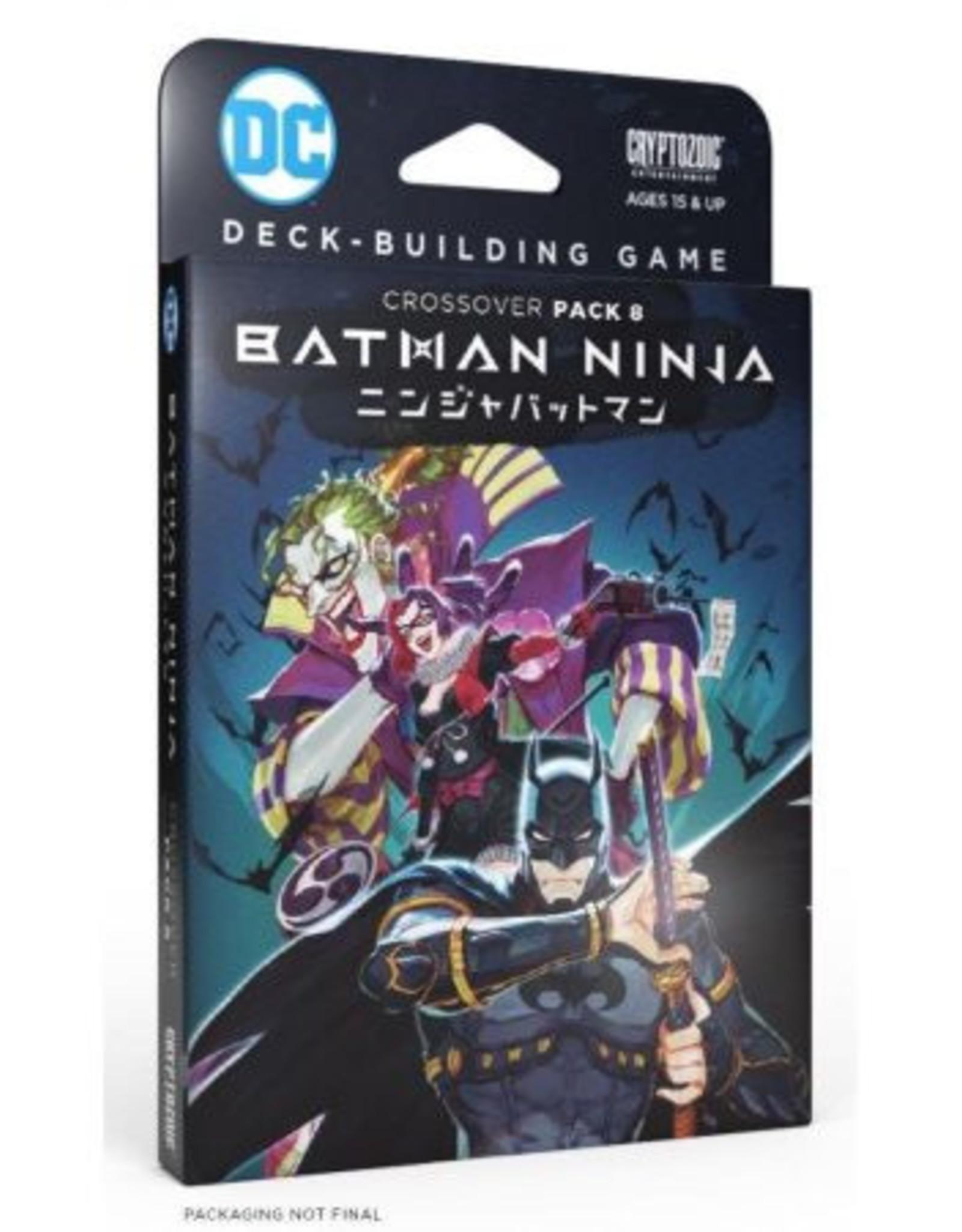 Cryptozoic Entertainment DC Comic - DBG: Crossover Pack 8 Batman Ninja