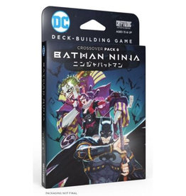 Cryptozoic Entertainment DC Comics DBG: Crossover Pack 8 Batman Ninja