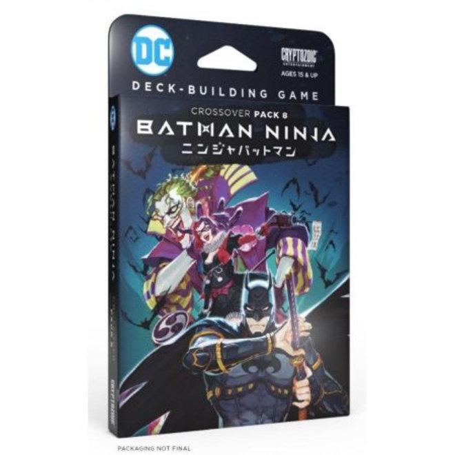 DC Comics DBG: Crossover Pack 8 Batman Ninja