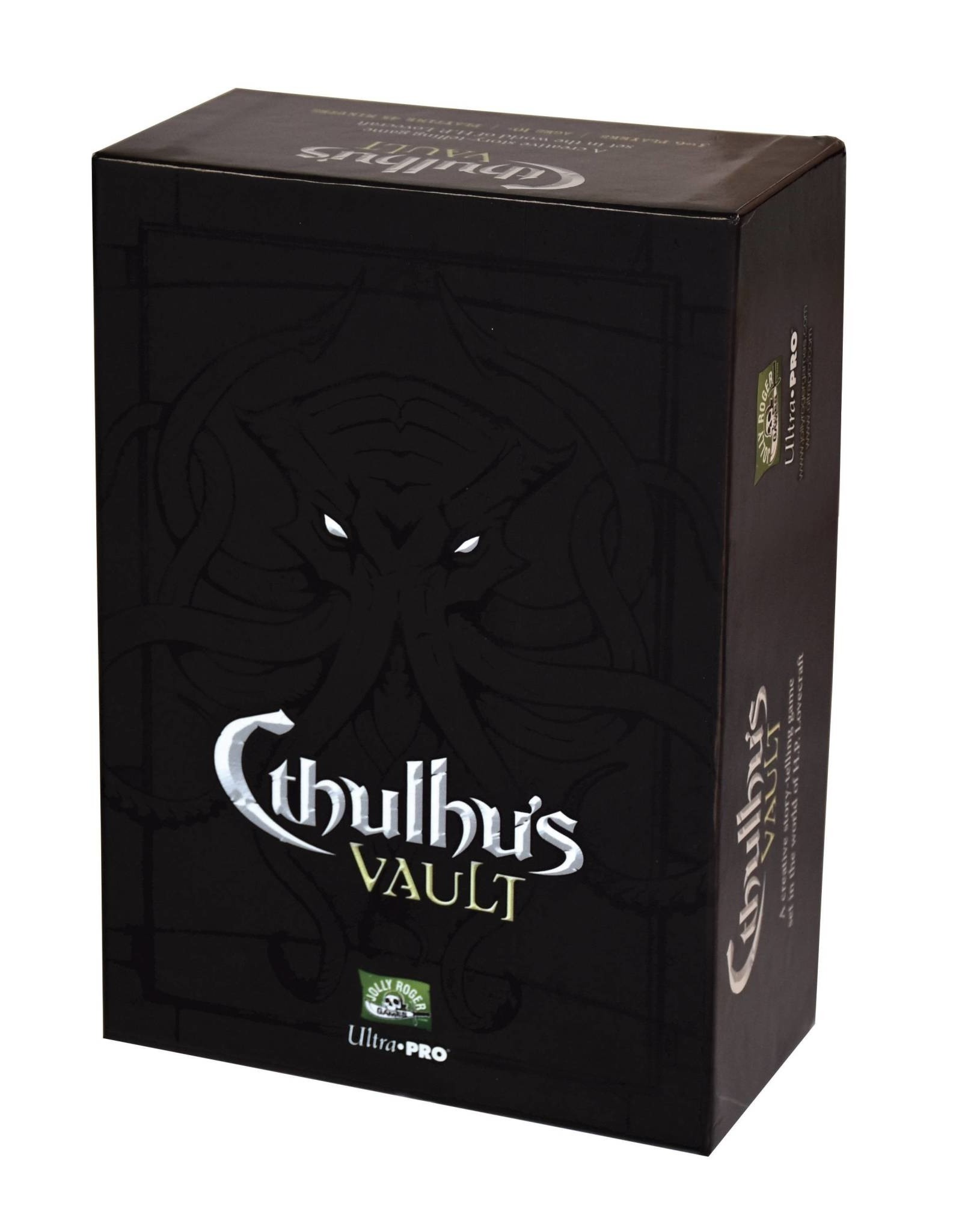 Ultra PRO International Cthulhus Vault Story Telling Game