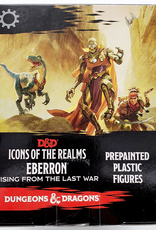 WizKids Dungeons & Dragons Icons of the Realms: Eberron Rising from the Last War Booster Box