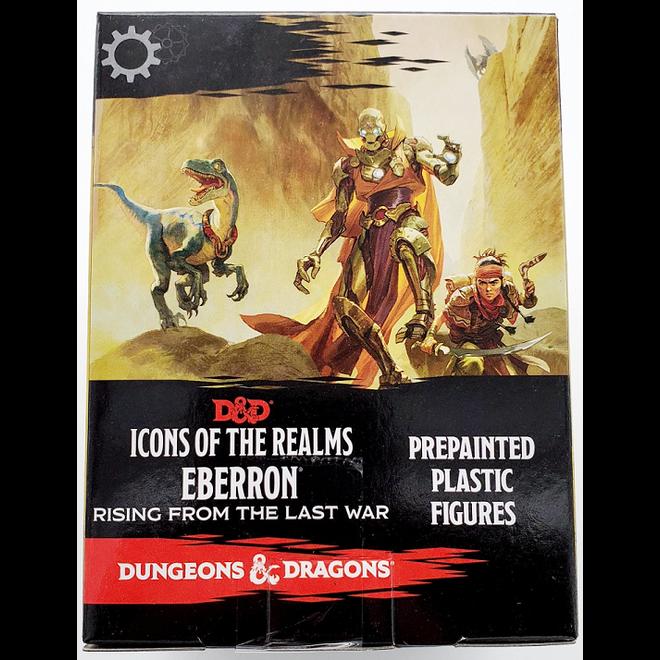 D&D Icons: Eberron Booster Box
