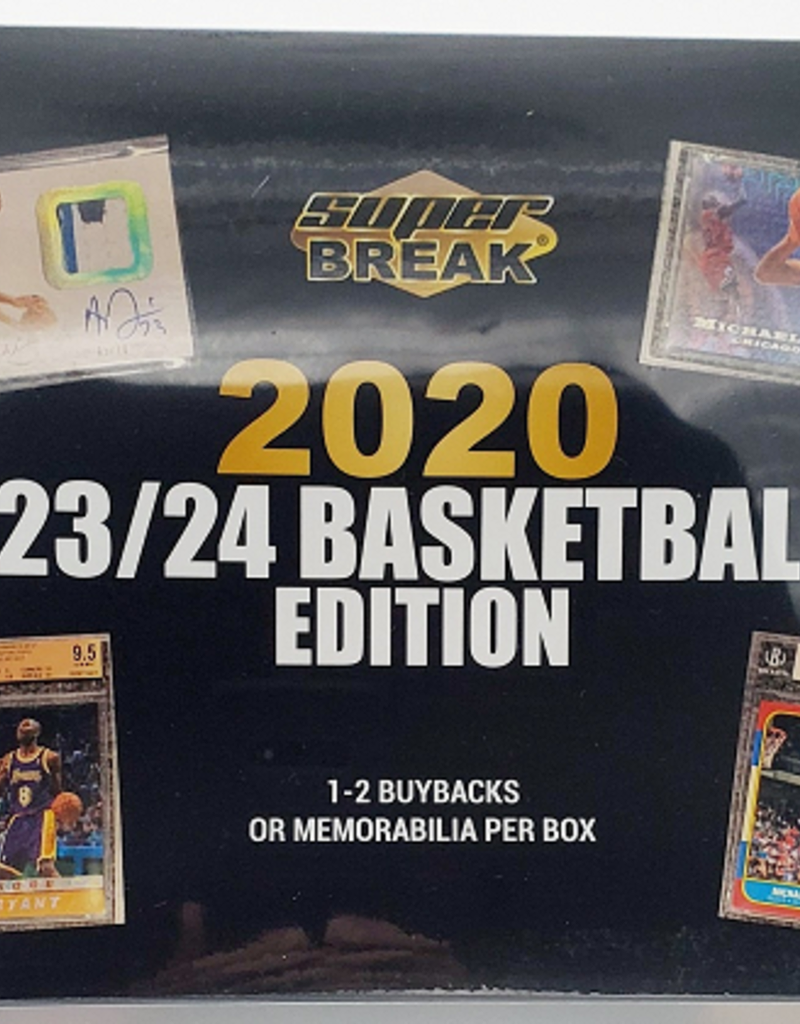 Super Break 2020 Super Break 23/24 Basketball Box