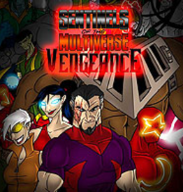 Greater Than Games Sentinels of the Multiverse: Vengeance
