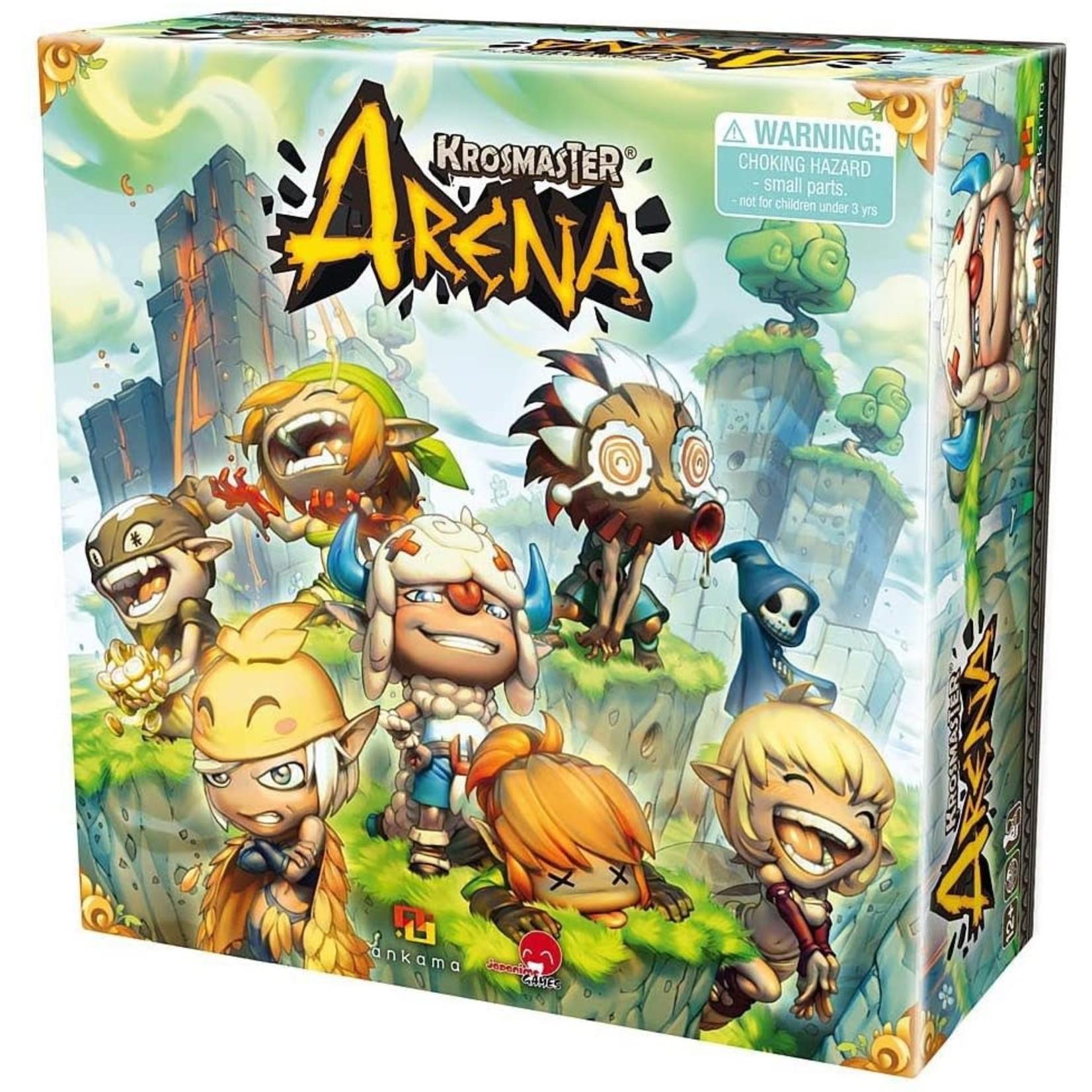 Ankama Krosmaster: Arena