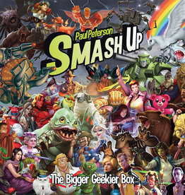 Alderac Entertainment Group Smash Up Big Geeky Box