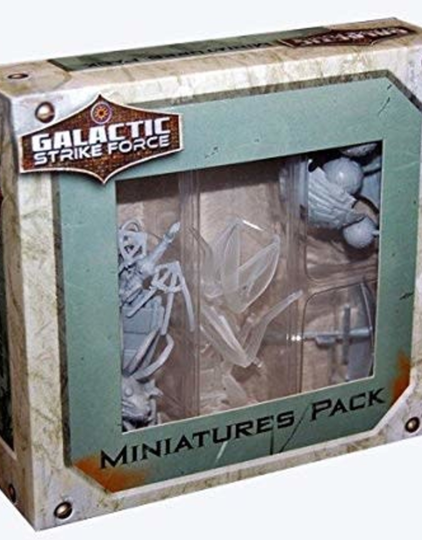 Greater Than Games Galactic Strike Force Miniatures Pack