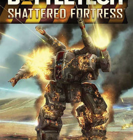 Catalyst Game Labs BattleTech: Shattered Fortress