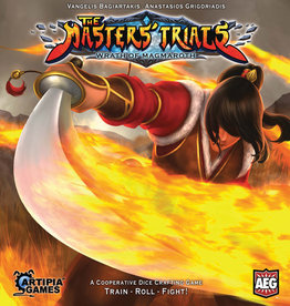 Alderac Entertainment Group The Masters Trials