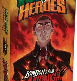 Ares Games Monsters vs Heroes: Victorian Nightmares