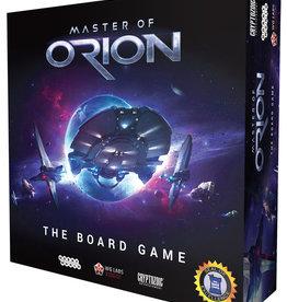 Cryptozoic Entertainment Master of Orion