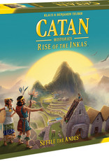 Catan Studios Inc Catan: Catan Histories - Rise of the Inkas (stand alone)